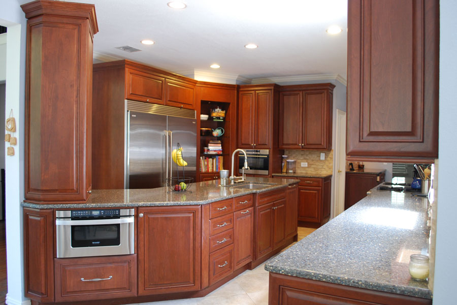 kitchen design transitional kitchen design - Transitional Kitchen Design